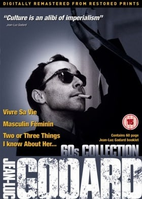 Jean-Luc Godard - The 60s Collection