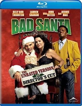 Bad Santa (Unrated Version + Director's Cut)