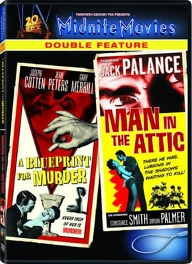 Blueprint for Murder & Man in the Attic  [Region 1] [US Import] [NTSC]