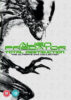 Alien Vs Predator: Total Destruction Collection