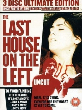 Last House On The Left - 3 Disc Ultimate Edition (Uncut)