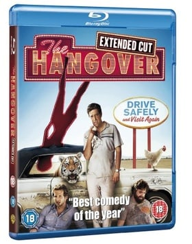 The Hangover (Extended Cut)  (2009) [Region Free]
