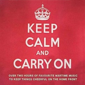 Keep Calm and Carry On (2CD)