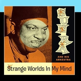 Strange Worlds In My Mind (Space Poetry Volume One)