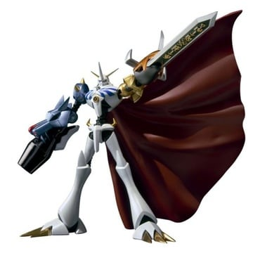 "Bandai Tamashii Nations D-Arts Omegamon ""Digimon"" Action Figure"