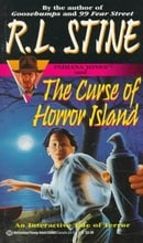 Indiana Jones and the Curse of Horror Island (Find Your Fate Adventure Series: No. 1)