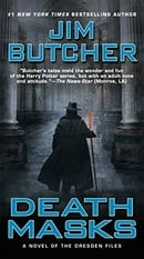 Death Masks: Book Five of The Dresden Files