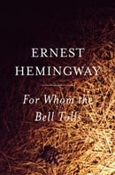 For Whom The Bell Tolls (Turtleback School & Library Binding Edition)