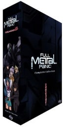 Full Metal Panic! - The Complete Collection