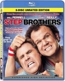 Step Brothers (2-Disc Unrated Edition)