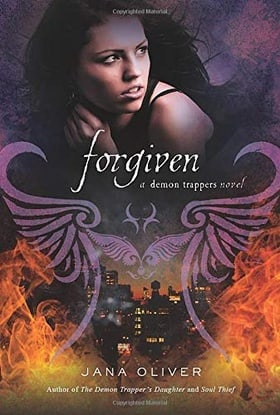 Forgiven (The Demon Trappers, Book 3)