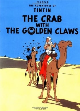 The Crab with the Golden Claws (The Adventures of Tintin)