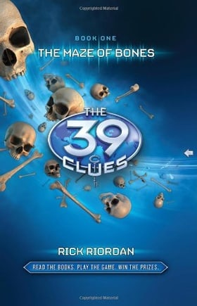 The 39 Clues—Book One: The Maze of Bones