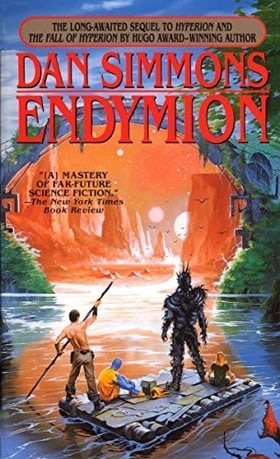 Endymion (Hyperion Cantos, Bk. 3)