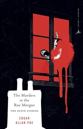The Murders in the Rue Morgue (Modern Library Classics)