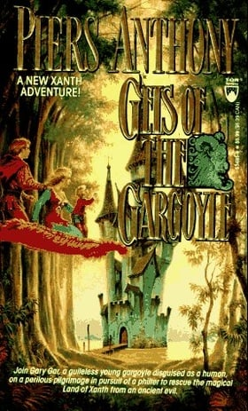 Geis of the Gargoyle (Xanth, No. 18)