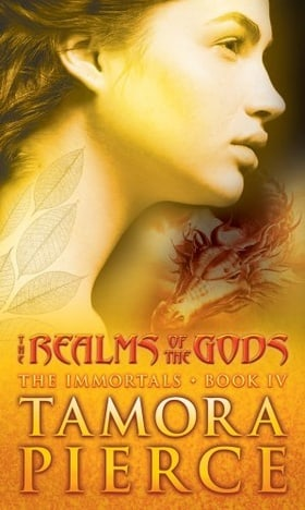 The Realms of the Gods (The Immortals, Book 4)