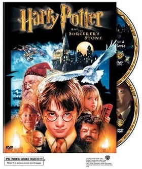 Harry Potter and the Sorcerer's Stone (Full Screen Edition) (Harry Potter 1)