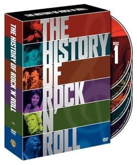 The History of Rock 'N' Roll, Vol. 1
