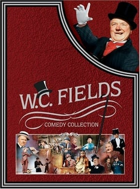 W.C. Fields Comedy Collection (The Bank Dick / My Little Chickadee / You Can't Cheat an Honest Man /