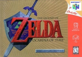 Legend of Zelda: Ocarina of Time - Collector's Edition
