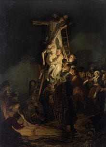 Rembrandt: The Descent from the Cross
