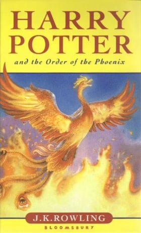 Harry Potter and the Order of the Phoenix (Harry Potter #5)