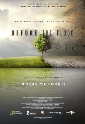 Before the Flood                                  (2016)