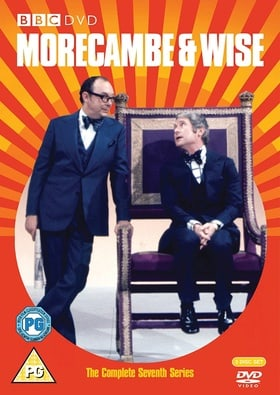 Morecambe & Wise: The Complete Seventh Series
