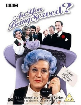 Are You Being Served? - The Complete Seventh Series