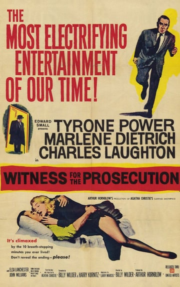 Witness for the Prosecution (1957)