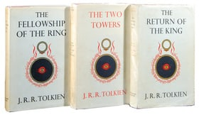 The Lord of the Rings (3 Book Box set)