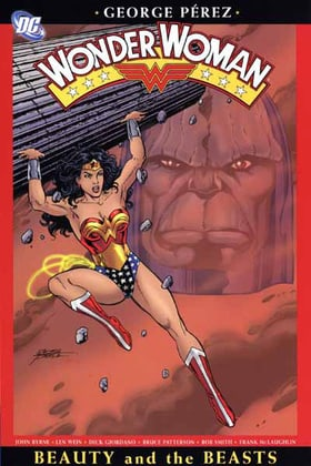 Wonder Woman TP Vol 03 Beauty And The Beasts