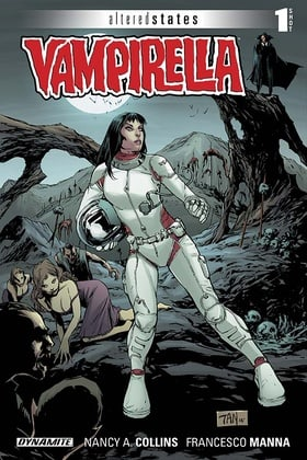 Altered States: Vampirella