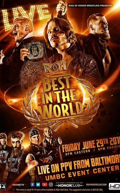 ROH Best in the World 2018