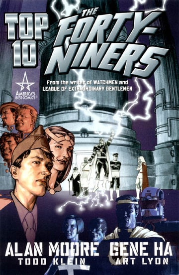 Top 10: The Forty-Niners (2005)