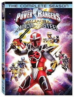 Power Rangers Super Ninja Steel: The Complete Season