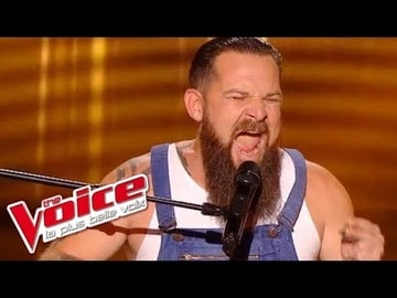 Will Barber - Anoter Brick In The Wall - The Voice France 2017