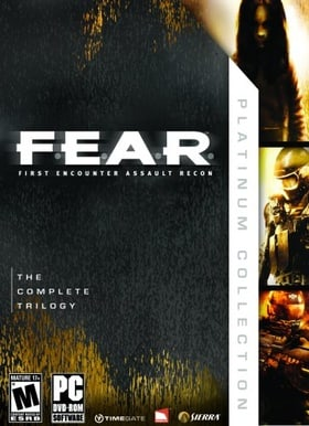 FEAR First Encounter Assault Recon (Platinum Collection)