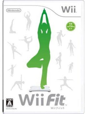 Wii Fit (with Wii Balance Board)