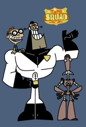 Time Squad                                  (2001-2003)