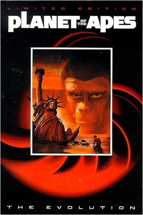 Planet Of The Apes: The Evolution - Limited Edition Box Set