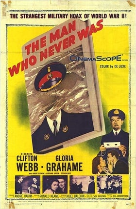 The Man Who Never Was                                  (1956)