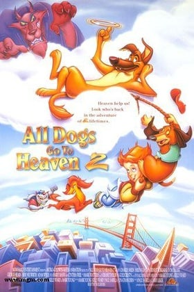 All Dogs Go to Heaven 2                                  (1996)