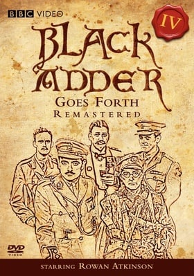 Black Adder Goes Forth
