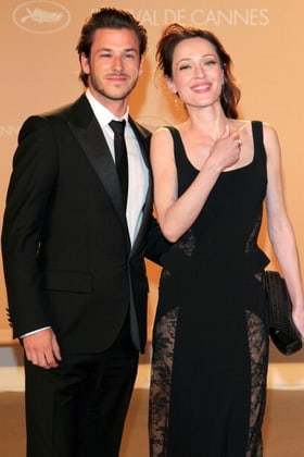 Gaspard and Gaelle 2014