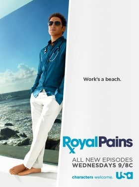 Royal Pains                                  (2009-2016)