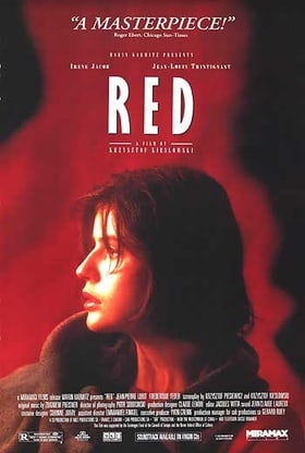 Three Colours: Red (1994)