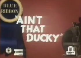 Ain't That Ducky