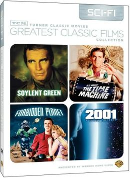 TCM Greatest Classic Films Collection: Science Fiction (2001 A Space Odyssey / Soylent Green / Forbi